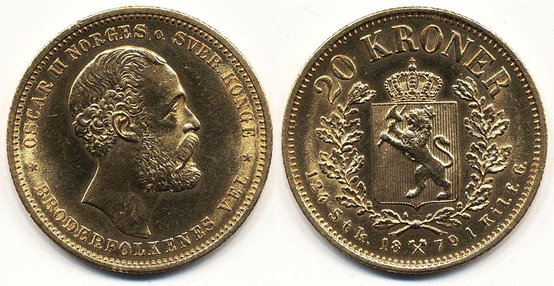 sälja-mynt-göteborg-mynt-tjugo-kronor